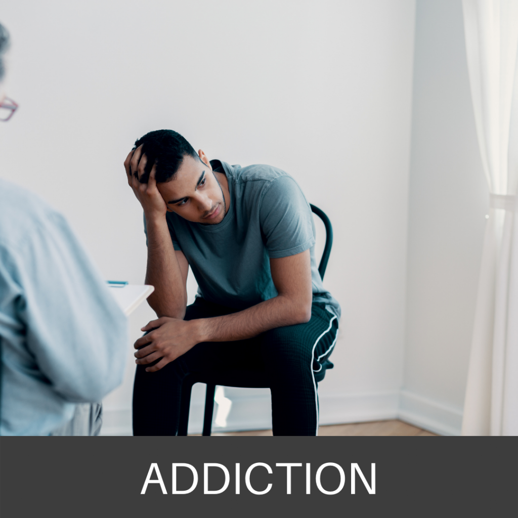 Addiction and substance abuse treatment