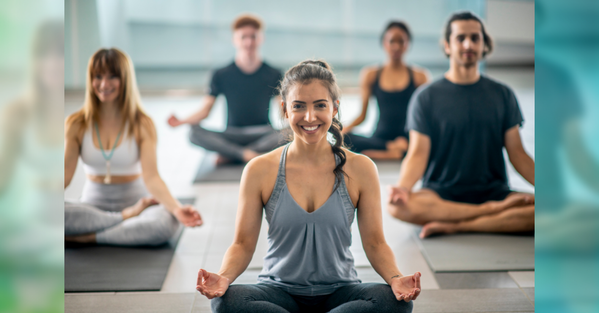 Fight Depression with yoga, meditation, or visualization